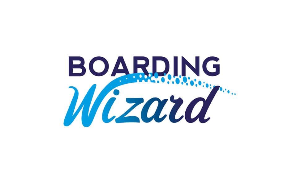 Boarding Wizard Logo image