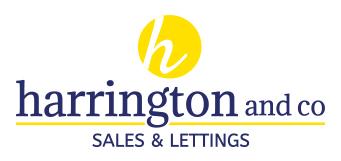 Logo design for Harrington and Co
