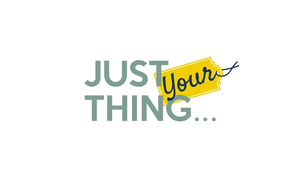 Logo design for Just Your Thing