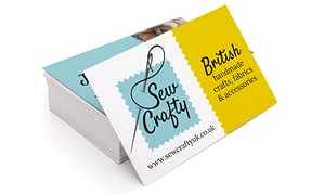 Sew Crafty Business Cards