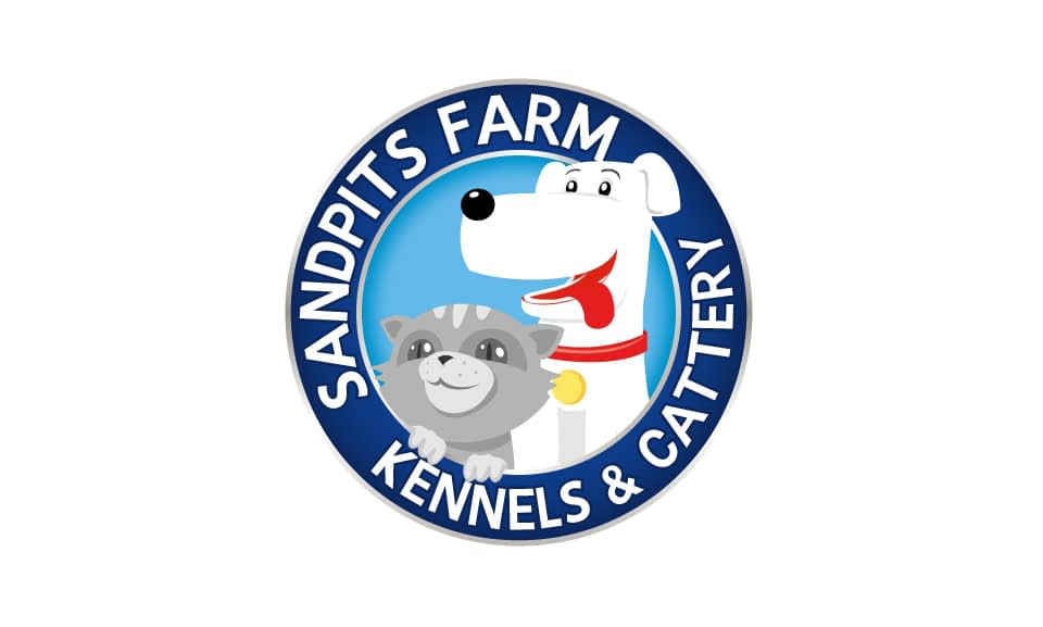 Sandpits Farm Kennels And Cattery Logo