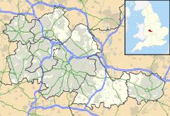 solihull map