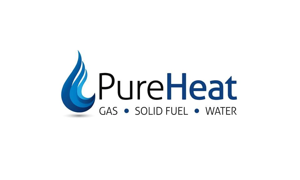 Logo design for Pure Heat company