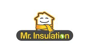 Mr Insulation Logo Design
