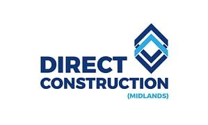 Direct Construction Logo Design