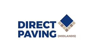 Direct Paving Logo Design