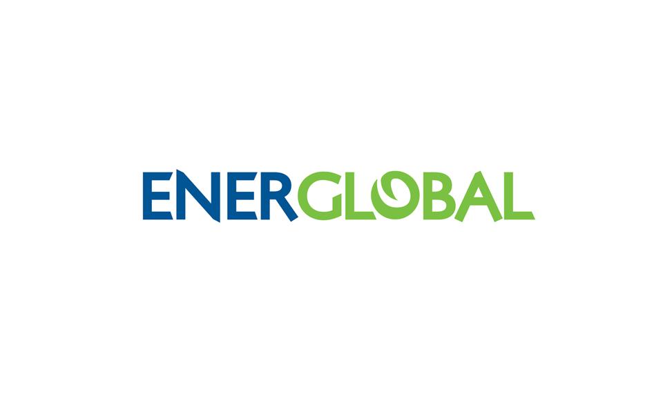 EnerGlobal Logo design