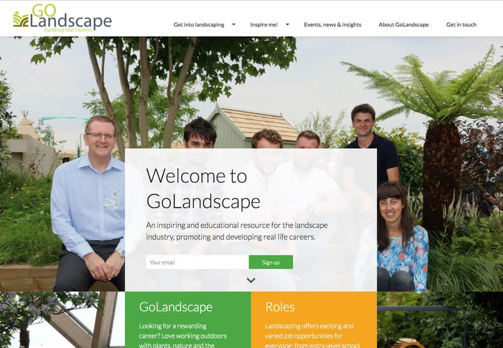 Previous web design
