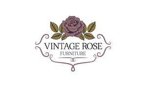 Vintage Rose Furniture Logo