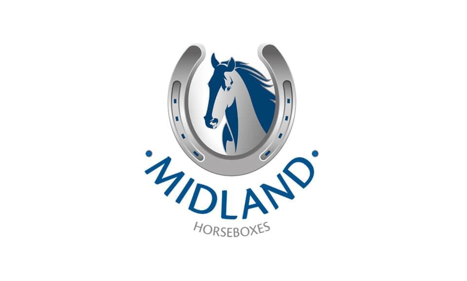 Midland Horseboxes Logo Design