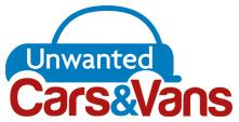Unwanted Cars & Vans Logo