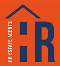 HR Estate Agents Logo